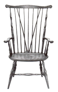 Windsor Chair Fan back