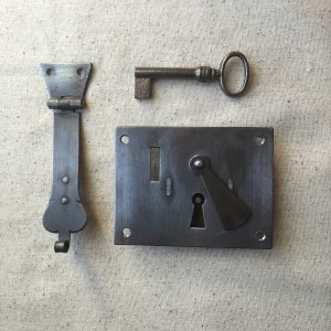Large Trunk Lock