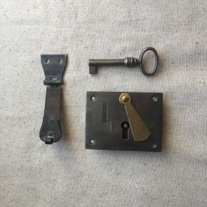 Small Trunk lock